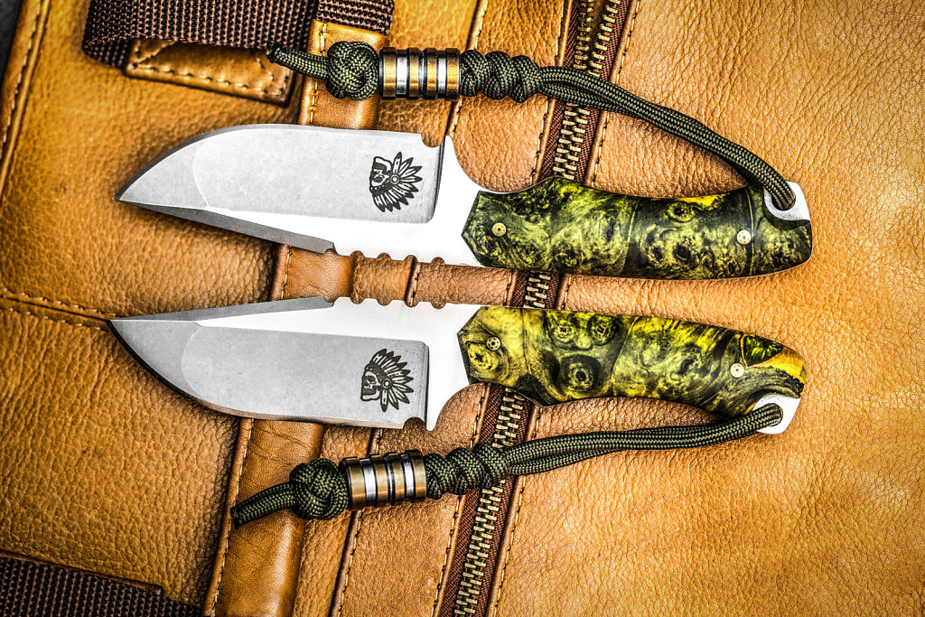 Nicoll Knives Drop Point