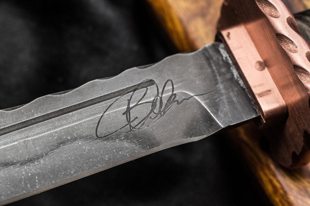 Blake Signature Tanto