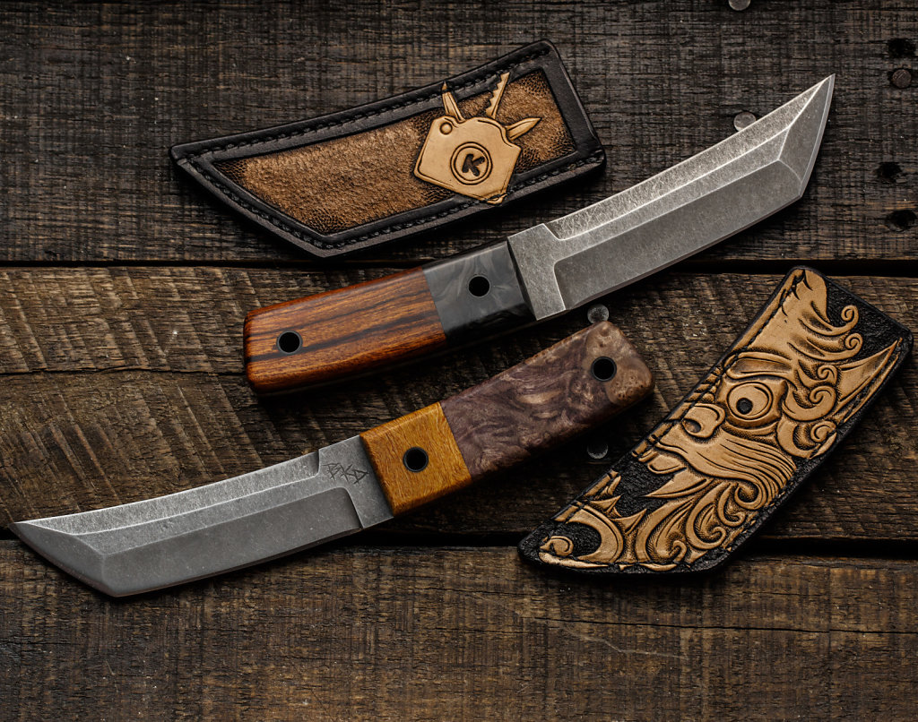 Borras Kustoms Tanto & Leather