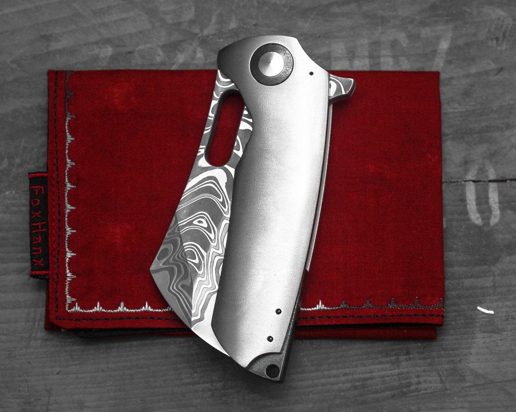 Big Brutus Butcher by Christensen Knifeworks